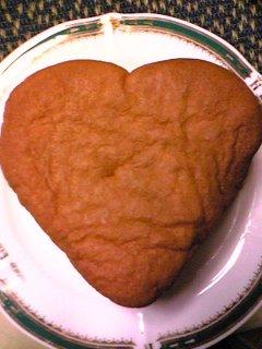 ケーキを作りました