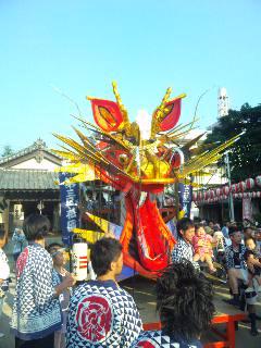 大牟田夏祭り