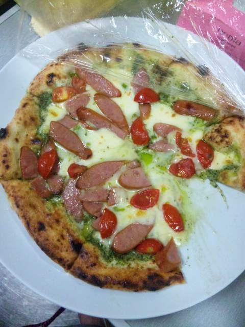 ラベラビータの石窯ピザ
